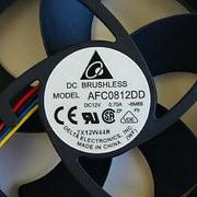 AFC0812DDL4P [DELTA製8cmファン]