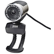 CMS-V30SETSV [USB接続 200万画素 WEBカメラ ヘッドセット付き シルバー]