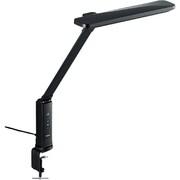 LE-H636B [LEDデスクスタンド ブラック With Clamp(クランプ式)]