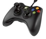 Xbox360 コントローラー (リキッドブラック)S9F-00004 [Xbox360用純正アクセサリー]