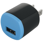 BSIPA10BL [超小型USB充電器 1ポートタイプ ブルー]