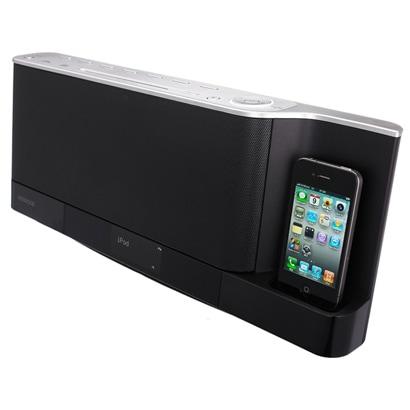 CLX-70-B [iPhone/iPod対応パーソナルシステム ブラック]