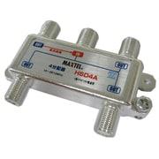 HSD4A-P [アンテナ4分配器 1端子通電]