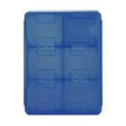 3WF1208 [ダブルカードケース12 ブルー 3DS/DS用]