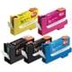 互換インク PLE-ZCA07E09B5P 1パック( 5色)(キヤノン BCI-7e9BK互換)