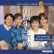 MIXA Image Library VOL.328 中高生と家族 [Windows/Mac]