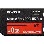 MS-HX8B [メモリースティック PRO-HG デュオ HX 8GB]