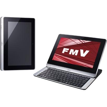 FMVT40D [LIFEBOOK TH40/D  10.1型ワイド液晶/HDD120GB アイスシルバー]