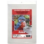 511-26 [FX471P カラー複写機用OHPフィルム A4(20)]