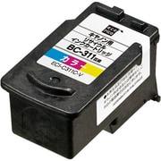 ECI-C311C-V [キヤノン BC-311 互換リサイクルインクカートリッジ カラー]