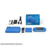PSP(プレイステーション・ポータブル) バリューパック バイブラント・ブルー PSPJ-30024 [PSP本体]