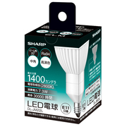 DL-JM22L [LED電球 E11口金 電球色相当 290lm 中角 ELM(エルム)]