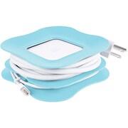 QR-PWCR60-BL [Apple MagSafe電源アダプター用ケーブルマネージャー PowerCurl(パワーカール) 60W対応 ブルー]