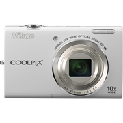 COOLPIX S6200 WH [ナチュラルホワイト]