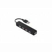 BSH5U03BK [USB2.0ハブ 5ポートタイプ ブラック]