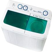 JW-W80C-W [二槽式洗濯機(8.0kg)]