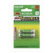 MHR-4SAY.2B [ecoful充電式ニッケル水素電池単4形 2本]