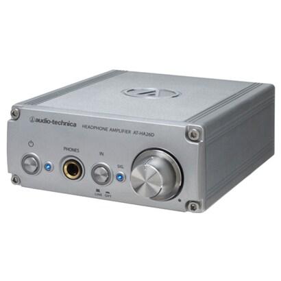 AT-HA26D [D/Aコンバーター内蔵ヘッドホンアンプ]