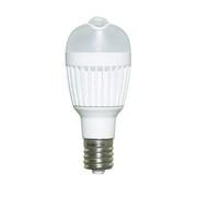 LDA3L-H-E17SV [LED電球 E17口金 電球色相当 250lm 人感センサー付 ECOHiLUX(エコハイルクス)]