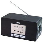 RH9-175 [FMラジオ/MP3プレーヤー Black Box]