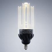 TSC3LAL17-3B [LED電球 E17口金 電球色 ブラック スマートシャンデリアLONG/V]