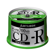 SR80FP50YB2 [CD-R 48倍速対応 50枚 プリンタブル]