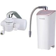 TK-AJ01-PN [アルカリイオン整水器 アルカリスタンド(TK-AJ21S1)と浄水器(TK-CJ01)セット]
