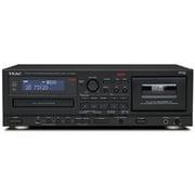 AD-RW900-B [USB接続対応 CD/カセットレコーダー ブラック]