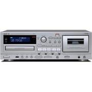 AD-RW900-S [USB接続対応 CD/カセットレコーダー シルバー]