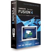 VMware Fusion 4 [Macソフト]