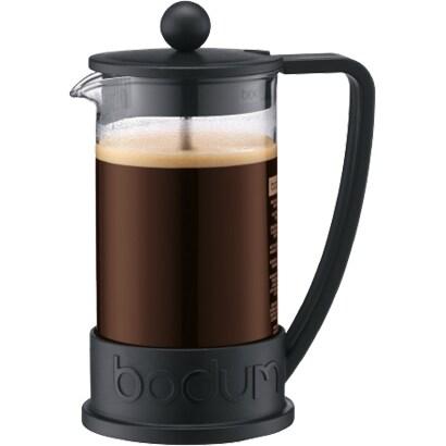 10948-01 [コーヒーメーカー BRAZIL フレンチプレスコーヒーメーカー 0.35L ブラック]