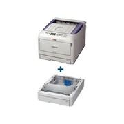 c811dn-t [A3カラーレーザープリンター 長尺印刷/自動両面印刷対応 セカンドトレイユニットセット COREFIDO(コアフィード)]