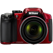 COOLPIX P510 RD [レッド]