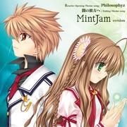 Rewrite Theme song「Philosophyz/闇の彼方へ」(MintJam Version) [オーディオCD]
