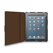 TB-A12PLFBK [iPad用 レザーカバー スタンド&タイピングタイプ ブラック 新しいiPad対応]