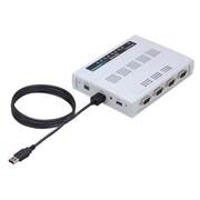 COM-4CX-USB [USB対応 RS-232C 4ポート シリアル通信ユニット]