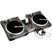 iBATTLE PACK [DJターンテーブルセット VINYL+iPod DJ PACKAGE]