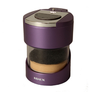 QA-221V [補聴器専用乾燥器クイックエイド(本体・クレイドルセット) ブリリアントパープル 乾燥・除菌・脱臭]
