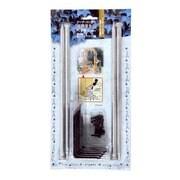ペグ型 アーチ・パーゴラ設置用金具 [アーチ・パーゴラ設置用金具(ペグ型) ハンマートーン]