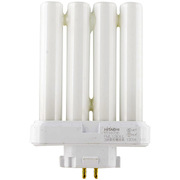 FML13EX-L [コンパクト形蛍光ランプ パラライトフラット GX10q-2口金 ハイルミック電球色(3波長形電球色) 13形]