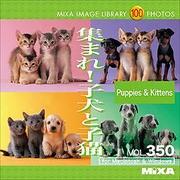 MIXA IMAGE LIBRARY Vol.350 集まれ!子犬と子猫 [Windows/Mac]