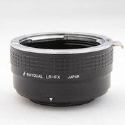 LR-FX [マウントアダプター レンズ側:ライカR ボディー側:富士フイルムX]