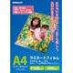 ナカバヤシ ラミネートフィルムA4 LPR-A4E2 1箱(100枚)