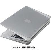 PMC-63 [エアージャケットfor MacBook Air 13インチ 2010-2013対応 クリアブラック]
