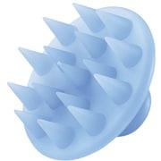 シリコンシャンプーブラシ  [ブルー]