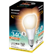 DL-LA34L [LED電球 E26口金 電球色相当 340lm ELM(エルム)]