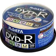 D-R16X47G.PW30SP B [DATA記録用 DVD-R 1~16倍速 4.7GB 30枚]