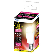 LDA6L-G-E17/S [LED電球 E17口金 電球色相当 500lm LIFELED'S]