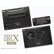 NEOGEO X GOLD ENTERTAINMENT SYSTEM