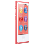 iPod nano 16GB ピンク [MD475J/A 第7世代]